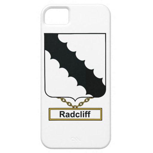 Radcliff Family Crest iPhone 5 Case