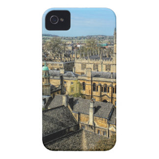 Radcliffe Camera and Bodleian Library Oxford iPhone 4 Case