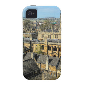 Radcliffe Camera and Bodleian Library Oxford iPhone 4 Covers