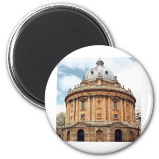Radcliffe, Camera, Bodleian library, Oxford 6 Cm Round Magnet