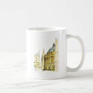 Radcliffe Camera original drawing Mugs