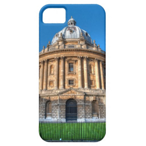 Radcliffe Camera Oxford iPhone 5 Cases