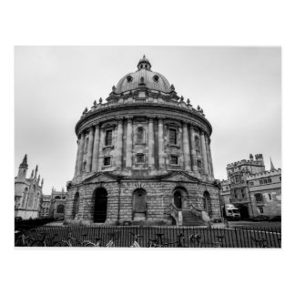"""Radcliffe Camera, Oxford"" post cards"
