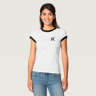 Radcliffe Crew Woman's Ringer Tee