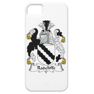 Radcliffe Family Crest iPhone 5 Cases