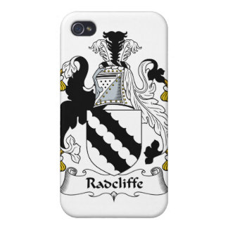 Radcliffe Family Crest iPhone 4/4S Cases