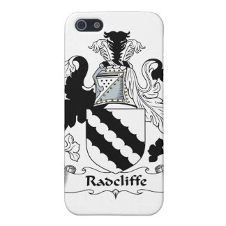 Radcliffe Family Crest iPhone 5 Cover