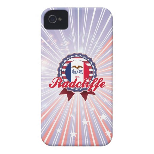 Radcliffe, IA iPhone 4 Case