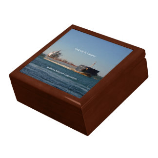 Radcliffe R. Latimer keepsake box