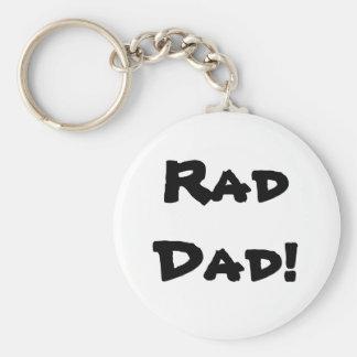 RadDad! Key Ring