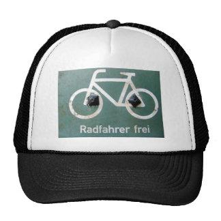 Radfahrer Cap