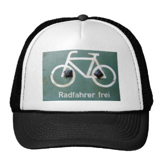 Radfahrer Trucker Hats