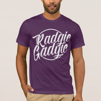 Radgie Gadgie Geordie Newcastle Dialect Tee
