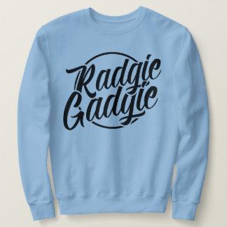 Radgie Gadgie Newcastle Geordie Dialect Sweatshirt