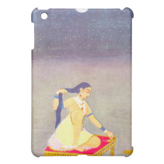Radha at Night Cover For The iPad Mini