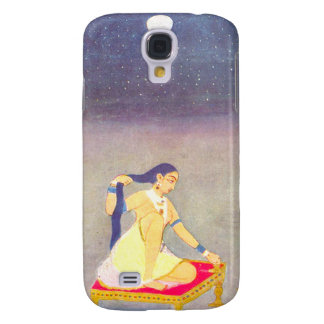 Radha at Night Galaxy S4 Covers