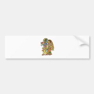 Radha Krishna Bumper Stickers