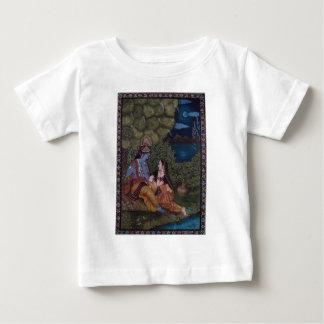 Radha Krishna by Masoom Sanghi Baby T-Shirt
