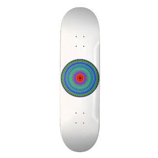 Radial 20.6 Cm Skateboard Deck