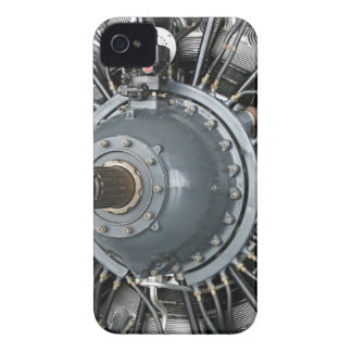 Radial Engine iPhone 4 Case