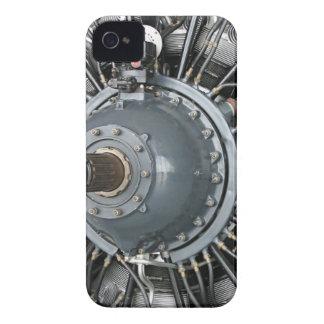 Radial Engine iPhone 4 Case-Mate Case