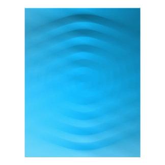 Radial Ripple - Graphic Illusion 21.5 Cm X 28 Cm Flyer
