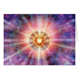 Radiant Heart Greeting Cards