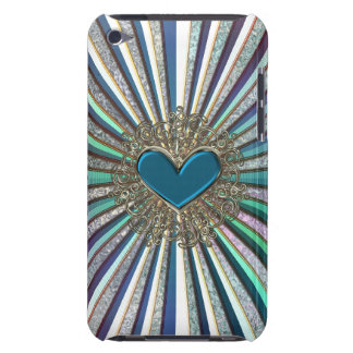 Radiant Heart iPhone Case iPod Touch Cases