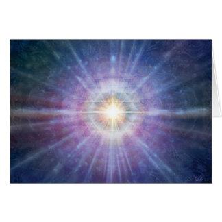 Radiant Lavender Card