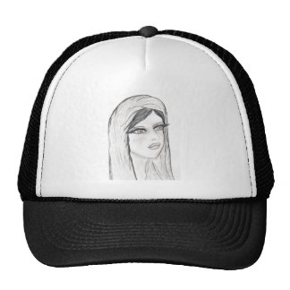 Radiant Mary Mesh Hat