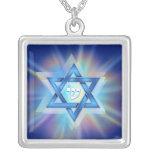 Radiant Star of David