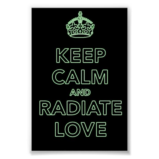 Radiate Love poster