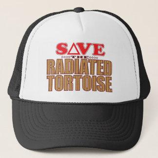 Radiated Tortoise Save Trucker Hat