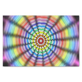 Radiating Flower Tissue Paper