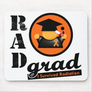 Radiation Grad LEUKEMIA Mouse Pad