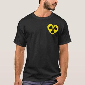 radiation heart T-Shirt