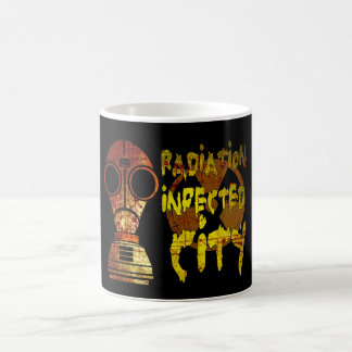 Radiation infected city (Low) Mugs