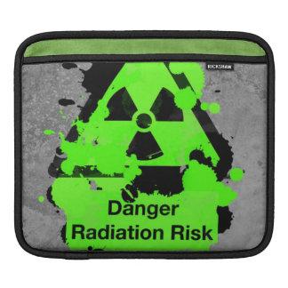 Radiation - iPad Rickshaw Sleeve Sleeve For iPads
