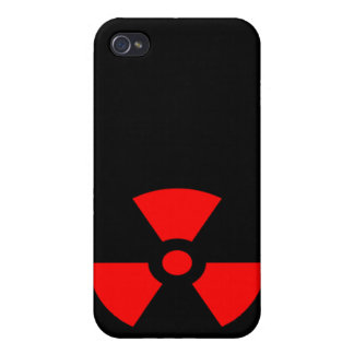 Radiation iPhone Case iPhone 4/4S Cases