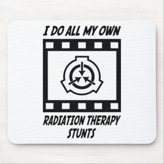 Radiation Therapy Stunts Mouse Pad