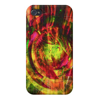 Radical Art 43 Case iPhone 4/4S Cover