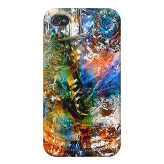 Radical Art 4 iPhone 4/4S Case