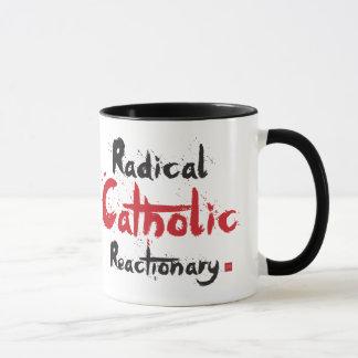 Radical Catholic Reactionary Mug