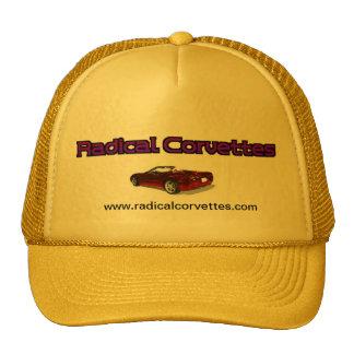 Radical Corvette hat