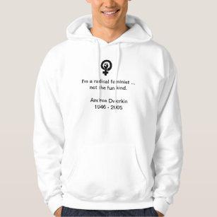 f6d24d58e Feminist Hoodies & Sweatshirts | Zazzle.co.uk