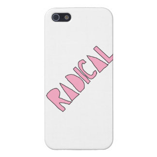 """Radical"" iPhone Case iPhone 5/5S Cover"