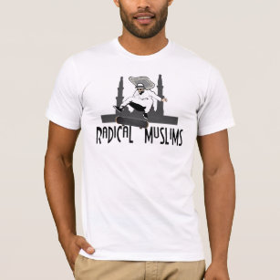 da45cc5bd Funny Muslim T-Shirts & Shirt Designs | Zazzle UK