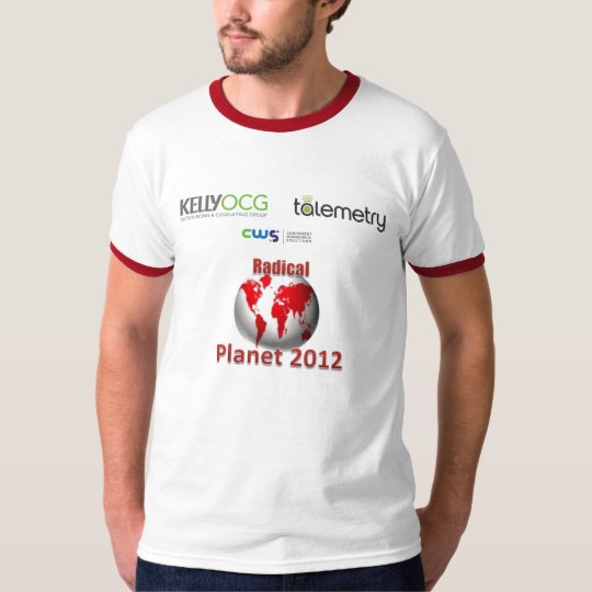 Radical Planet Tour Shirt 2012