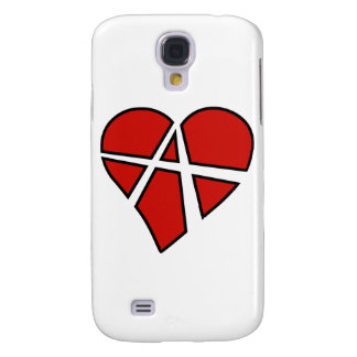 Radical Relations Reckless Heart Anarchy A Love Galaxy S4 Case