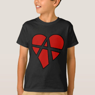 Radical Relations Reckless Heart Anarchy A Love T-Shirt